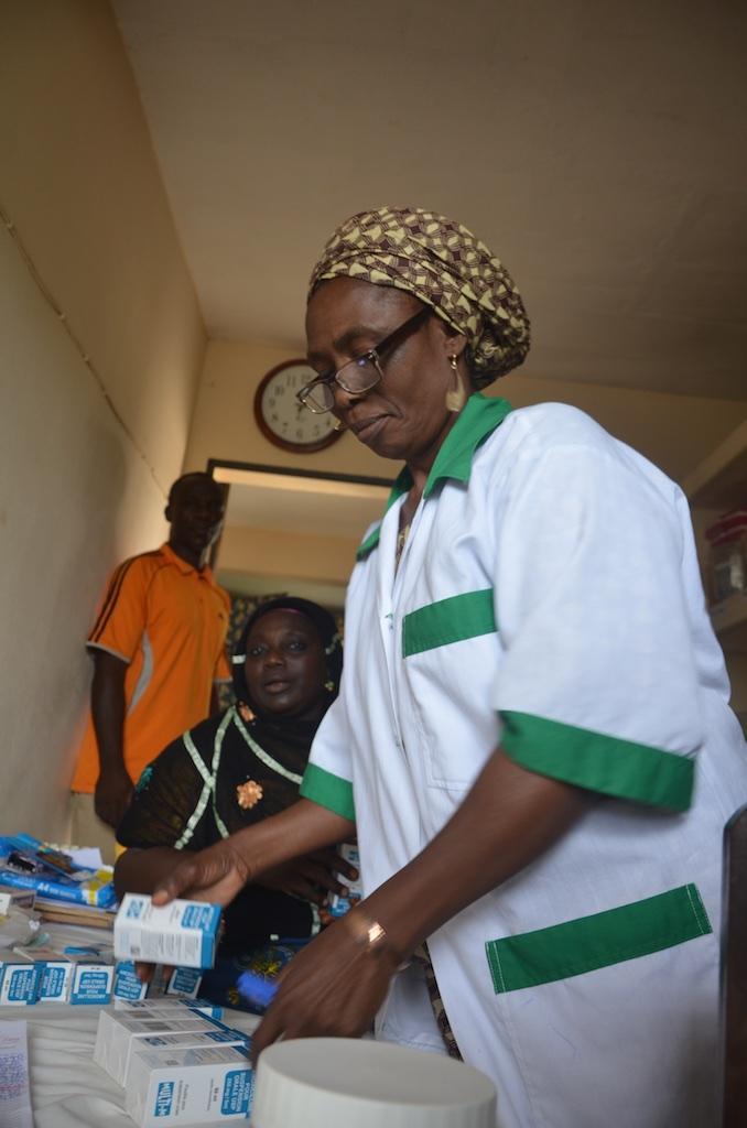 Programme d'Appui au Secteur de la Santé