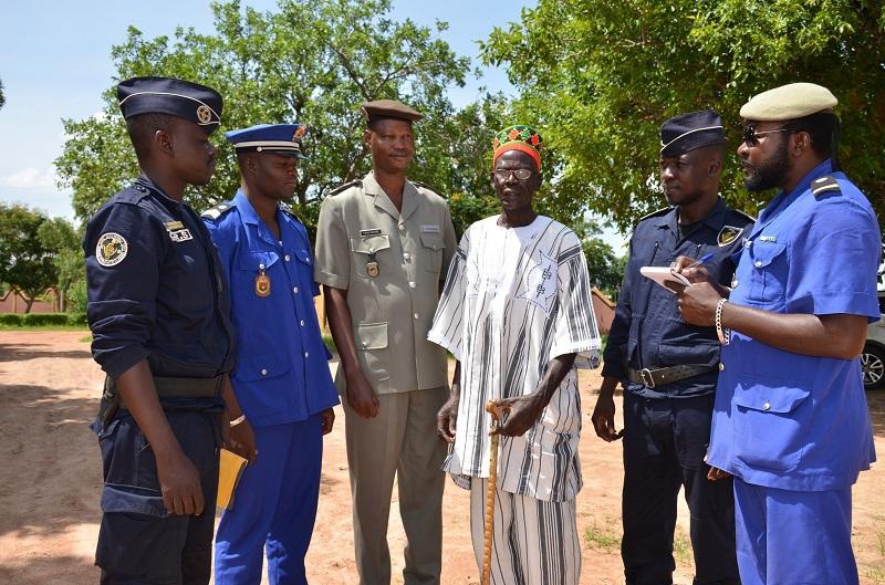 Projet d'appui à la stabilisation de l'Est du Burkina Faso