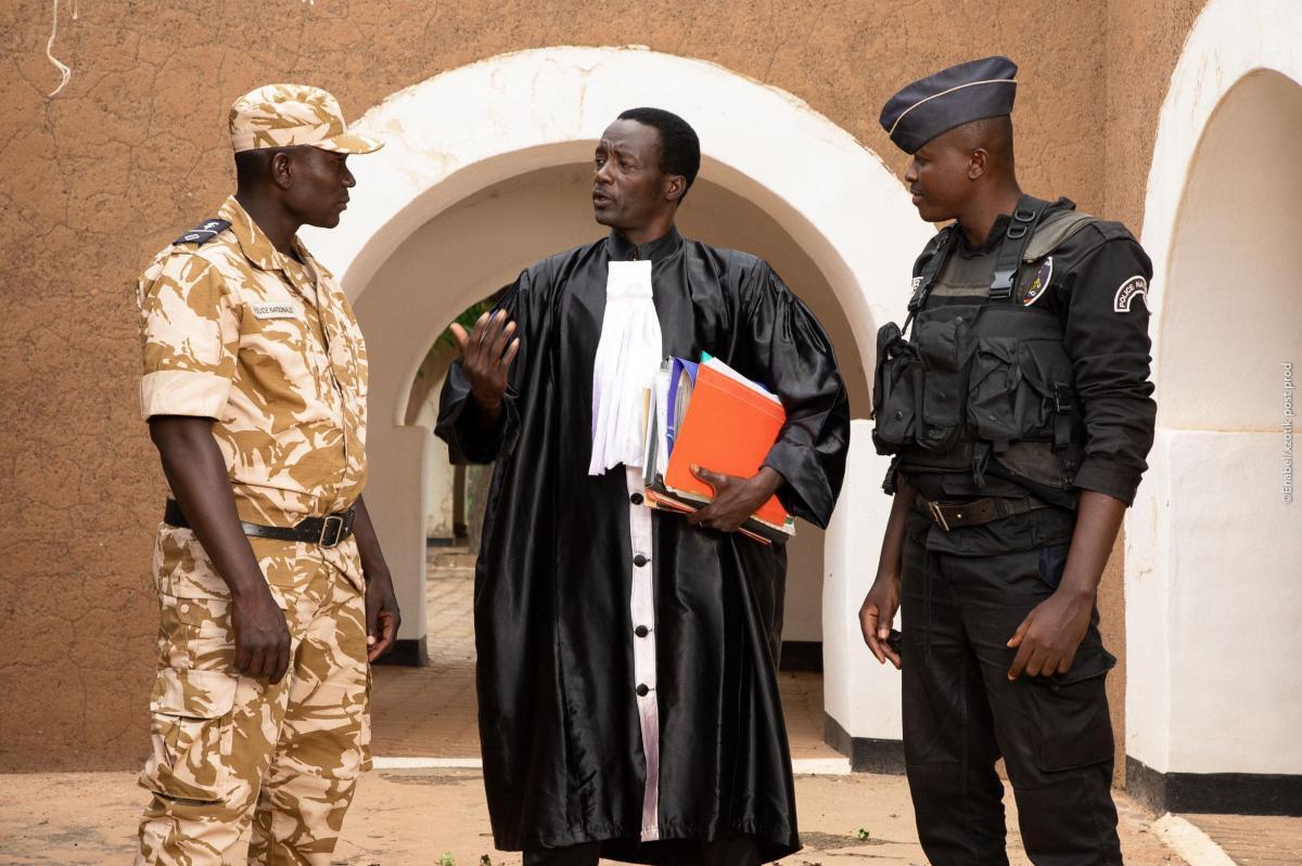 Projet d'Appui au renforcement de la justice pour lutter contre l'impunité au Burkina Faso