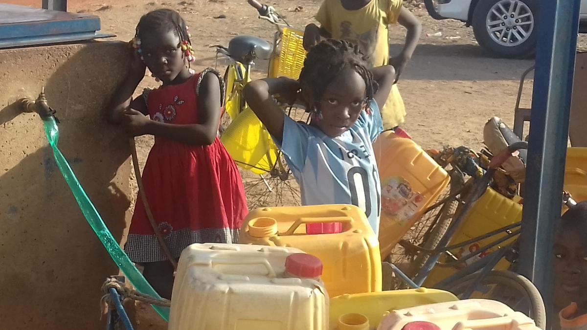 Projet d'appui aux droits à l'accès à l'eau potable et à l'assainissement de la ville de Fada N'Gourma (région de l'Est)
