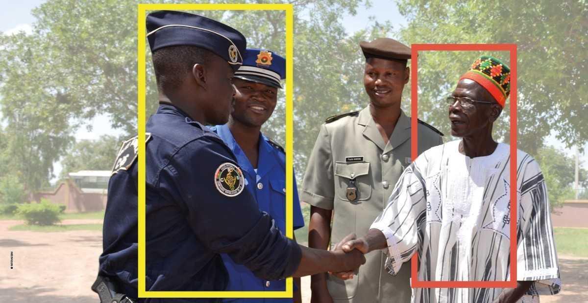 Projet d'Appui au Renforcement de la Sécurité Intérieure du Burkina Faso – Réforme Secteur Sécurité