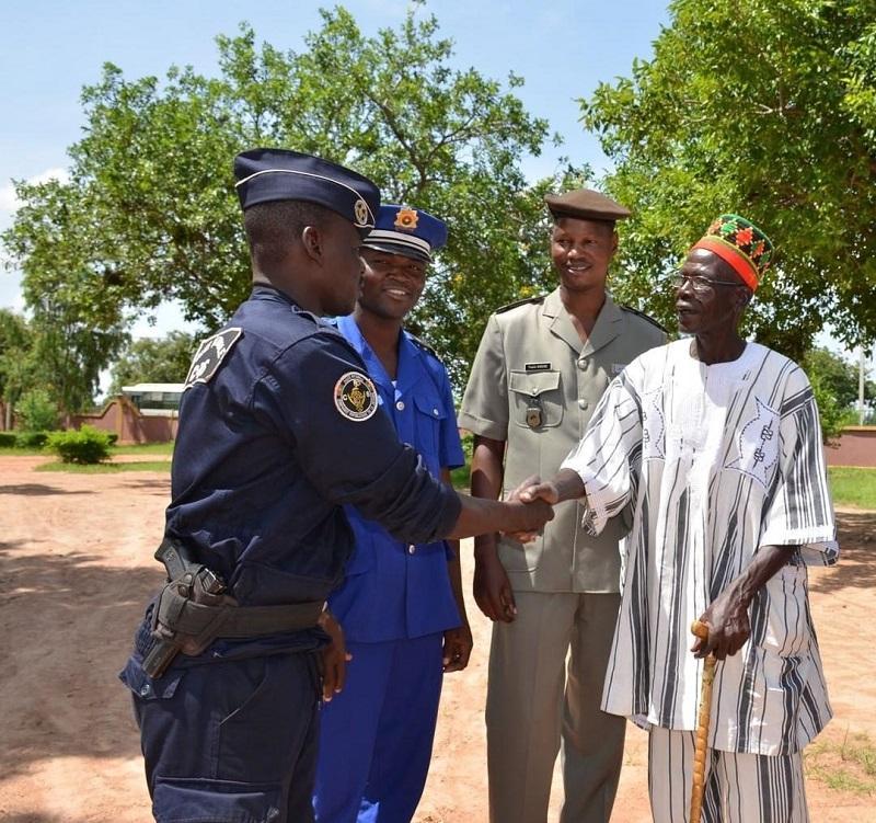 Renforcement de la sécurité dans le centre-est : appui à la police de proximité
