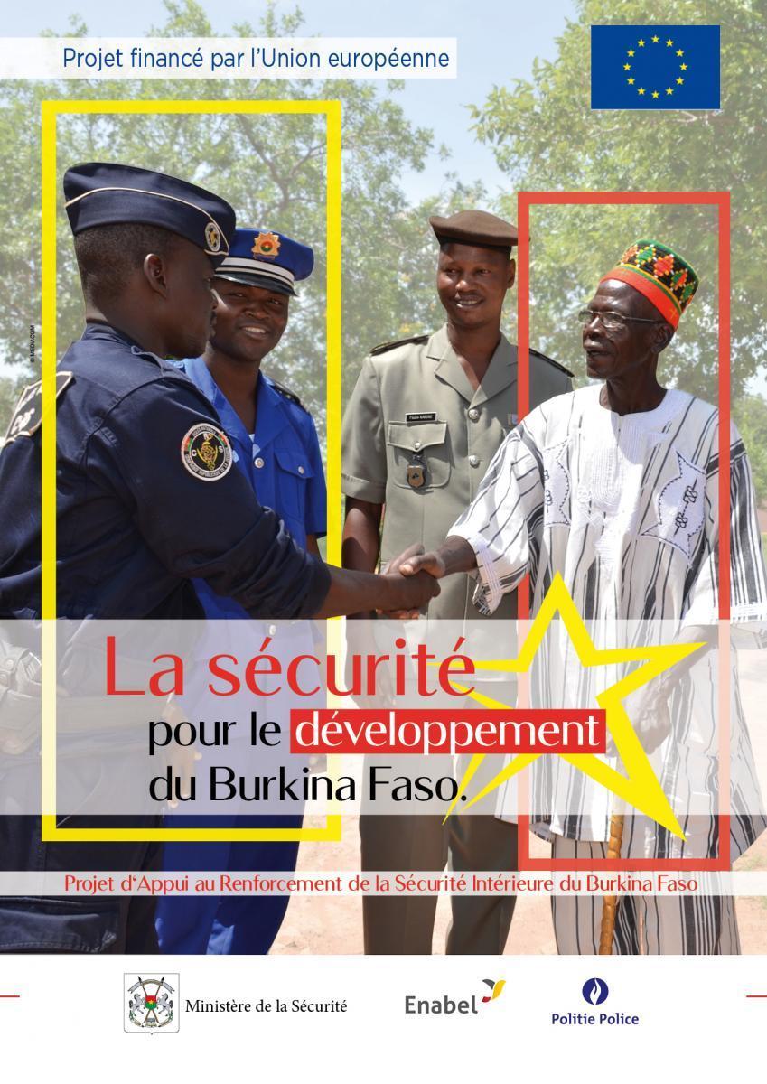 Projet d'appui au renforcement de la sécurité intérieure du Burkina Faso 2