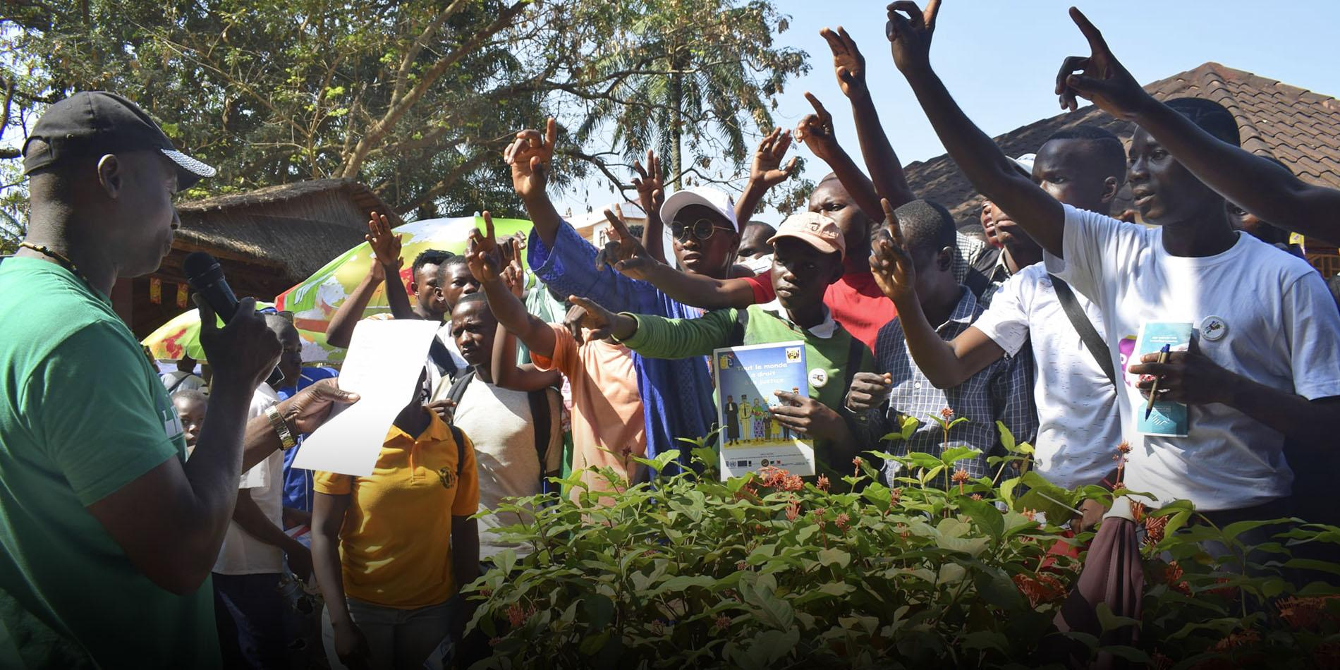 Programme de l'Union Européenne de Consolidation de la Démocratie en République Centrafricaine