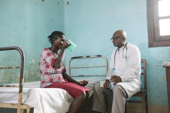 Projet de construction d'un centre de surveillance dans le cadre de l'appui à l'élimination de la trypanosomiase humaine africaine (THA) en RDC