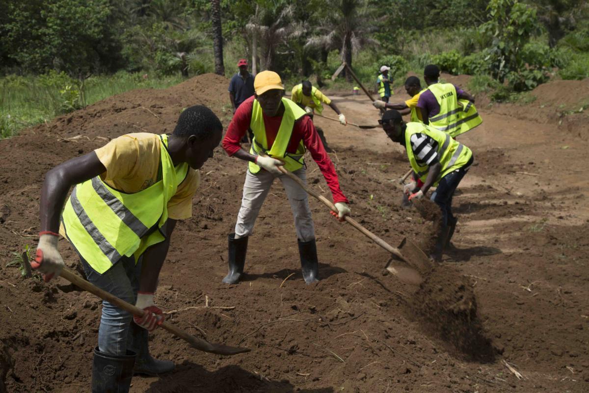 Développement socio-économique et création d'emplois sur l'axe Conakry – Labé