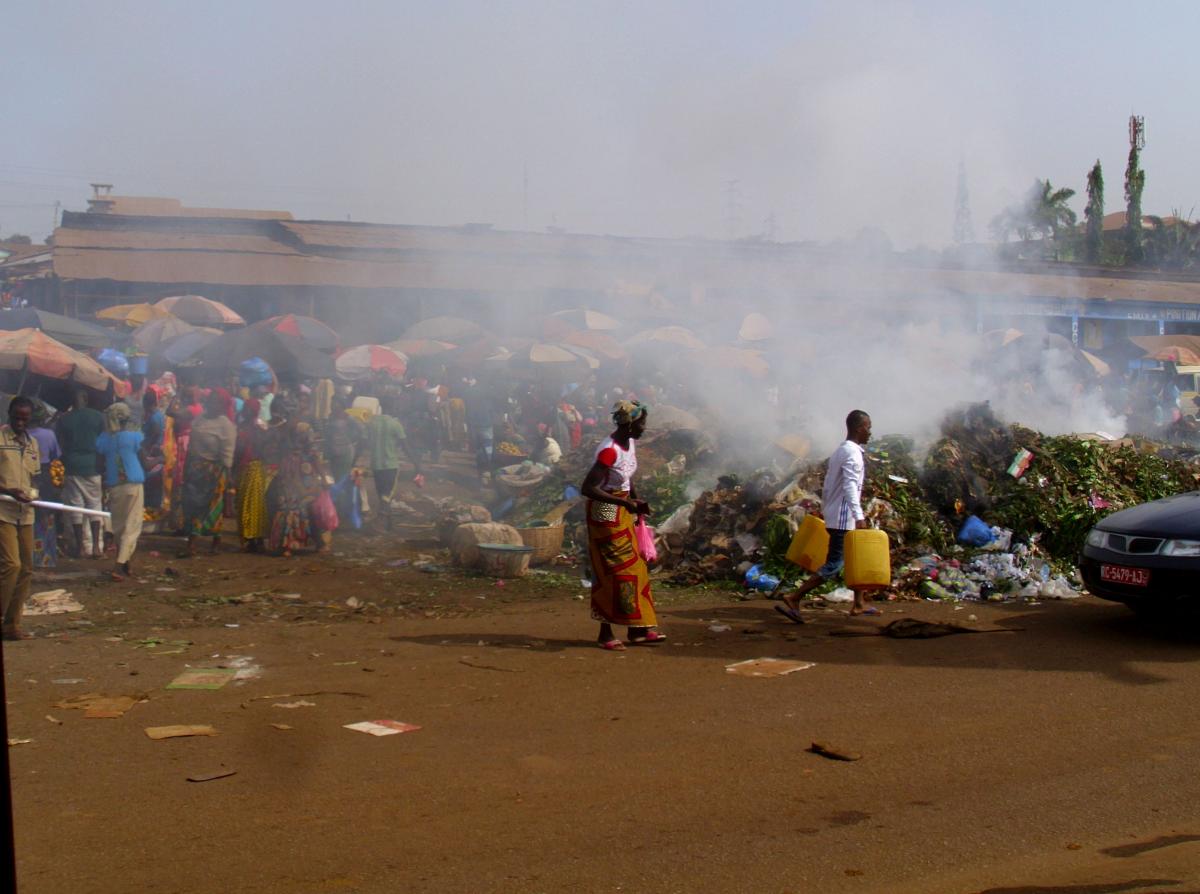 Programme de Développement et d'Assainissement Urbain en Guinée (SANITA) – Assainissement pour Tous