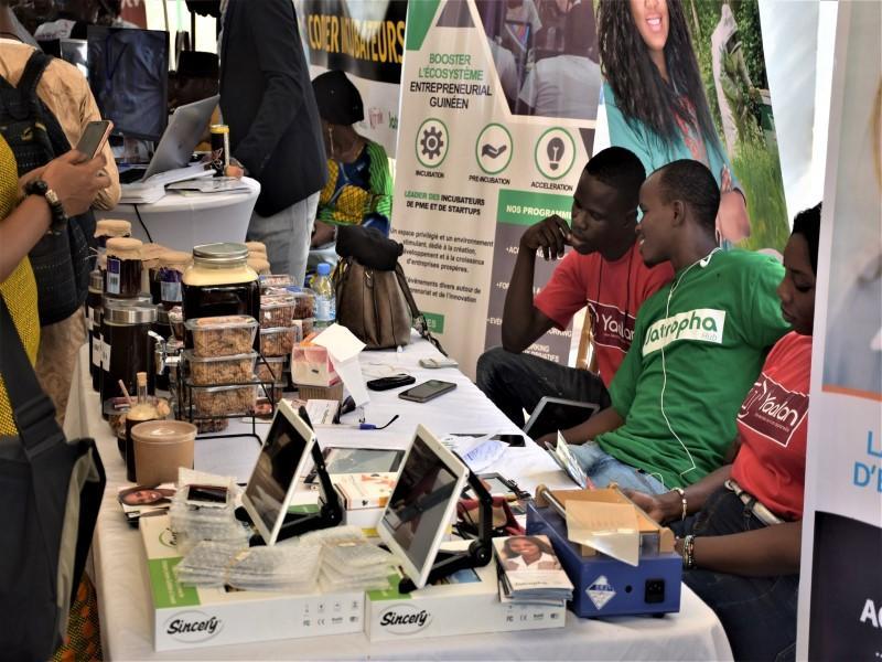Développement de l'Entrepreneuriat Urbain sur l'axe Conakry-Kindia-Mamou (DEA-CKM)