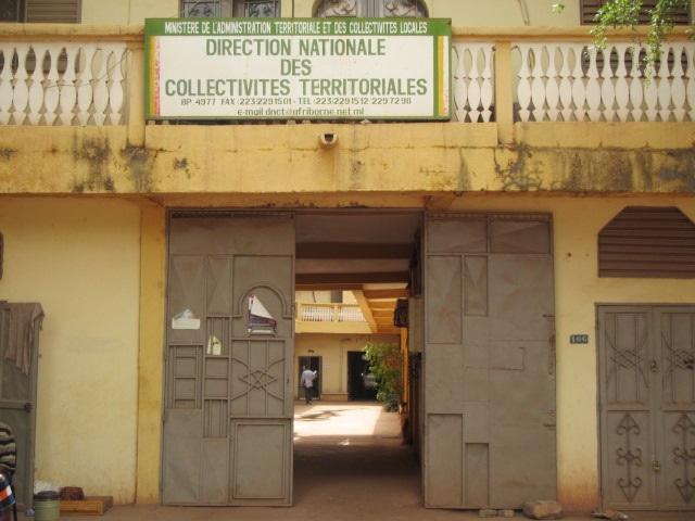 Contribution au Fonds National d'Appui aux Collectivités Territoriales (PAICT)