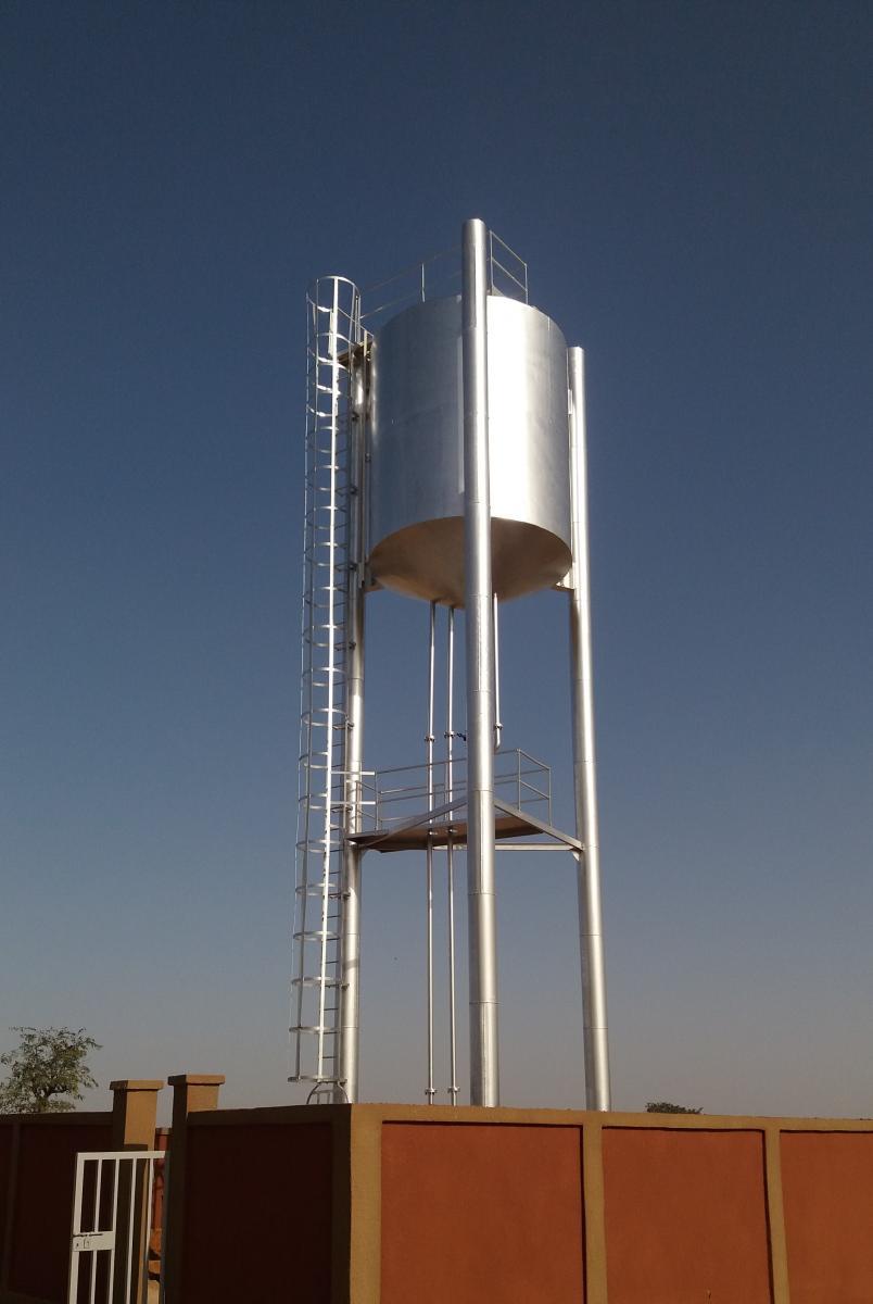 Programme d'appui aux collectivités territoriales pour l'eau potable et l'assainissement