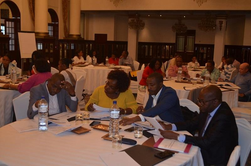 Focused contribution to the health system strengthening - Technical assistance to the working group on PFM (GTAF) - Phase III