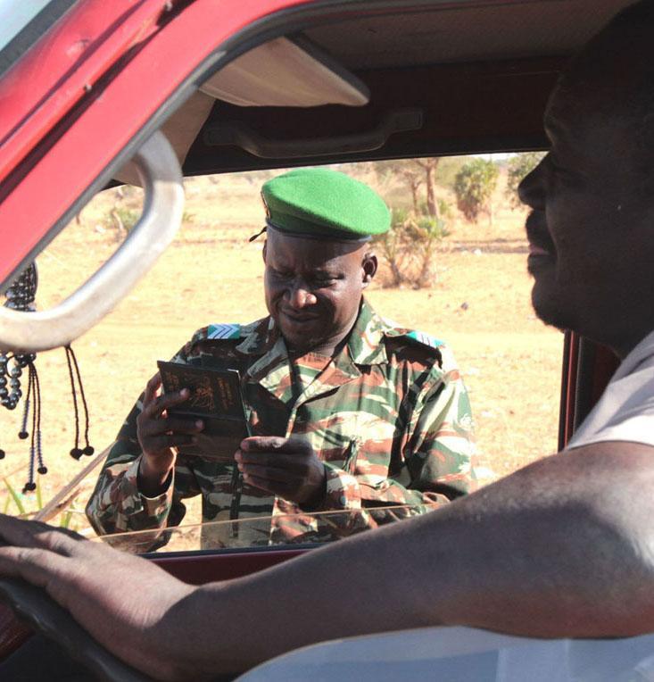Soutien à la sécurité et à la stabilisation au Niger