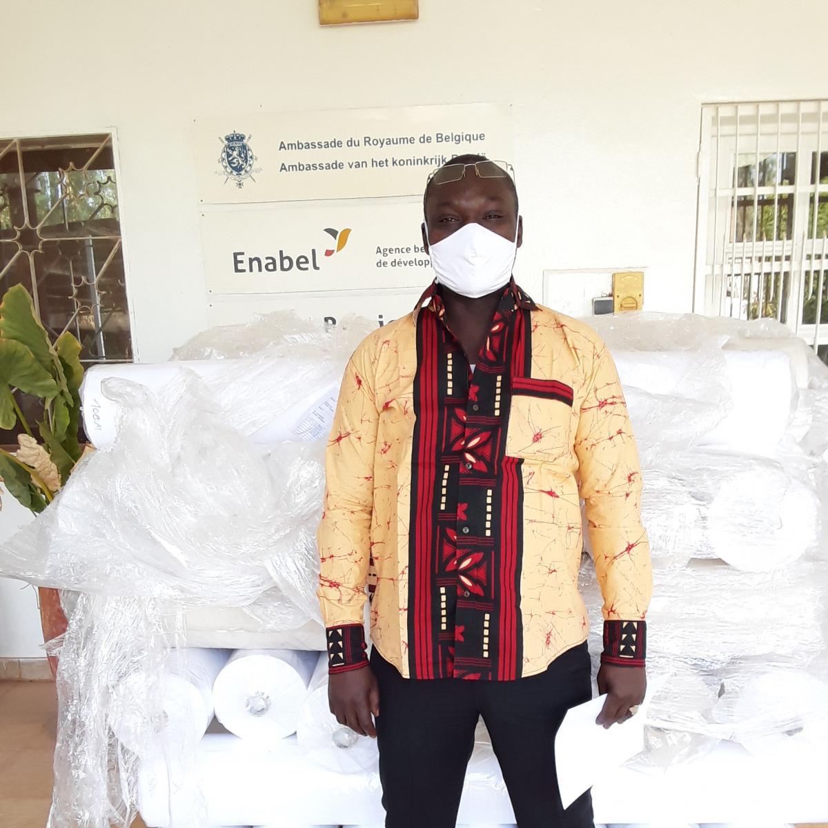 Renforcement de la résilience du système de santé publique au Niger, face à la crise COVID19