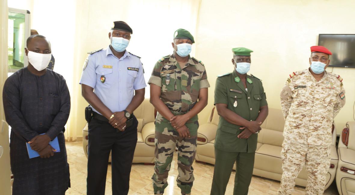Soutien à la Sécurité et à la Stabilisation au Niger - 2eme phase