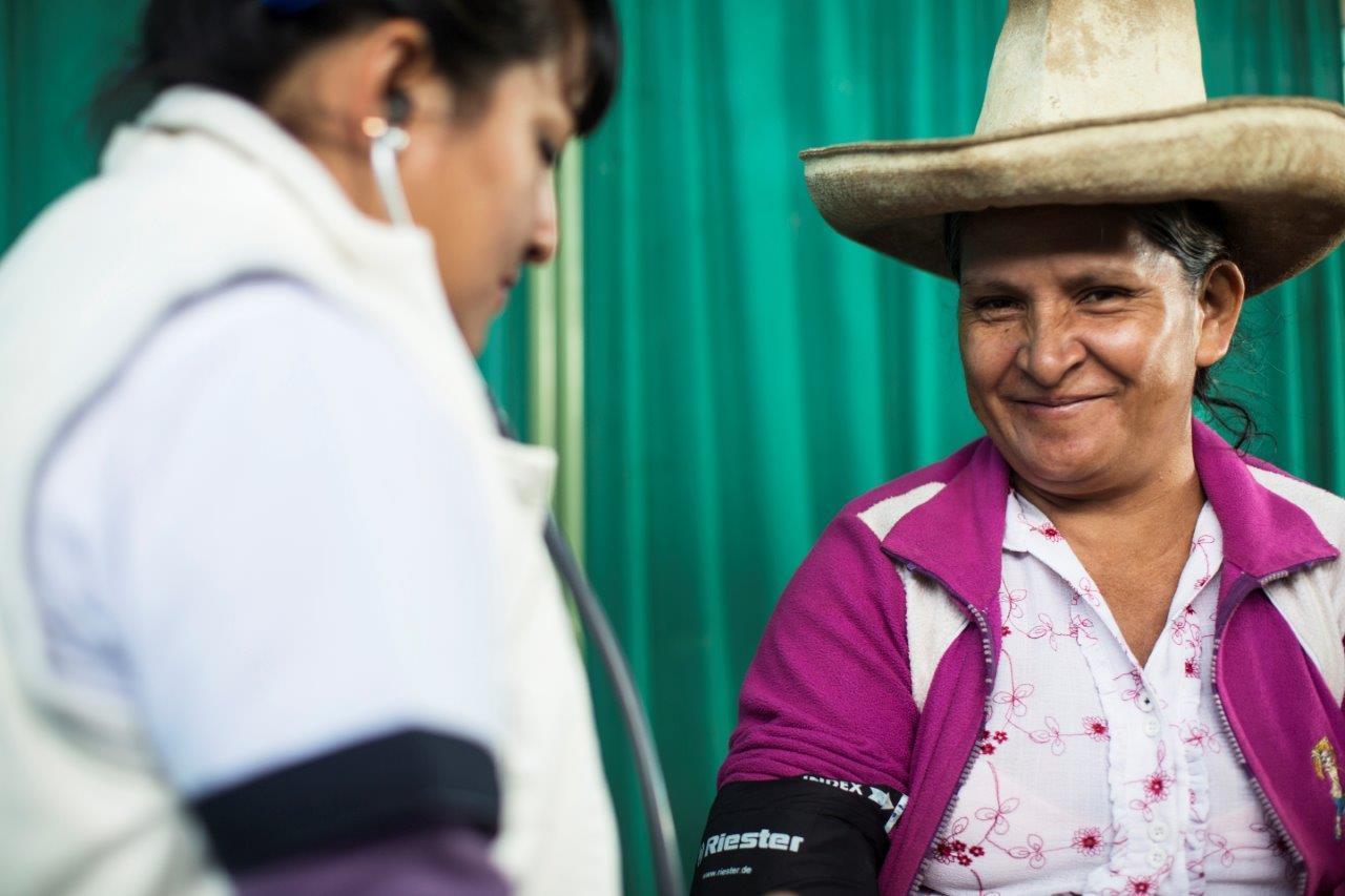 Programa de apoyo a la política de aseguramiento universal en salud en el Perú : Apoyo Técnico