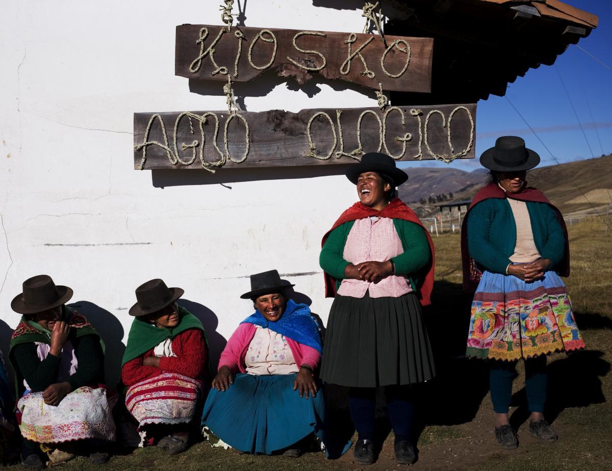 Desarrollo económico sostenible y gestión estratégica de los recursos naturales en las regiones de Apurìmac, Ayacucho, Huancavelica, Junìn y Pasco