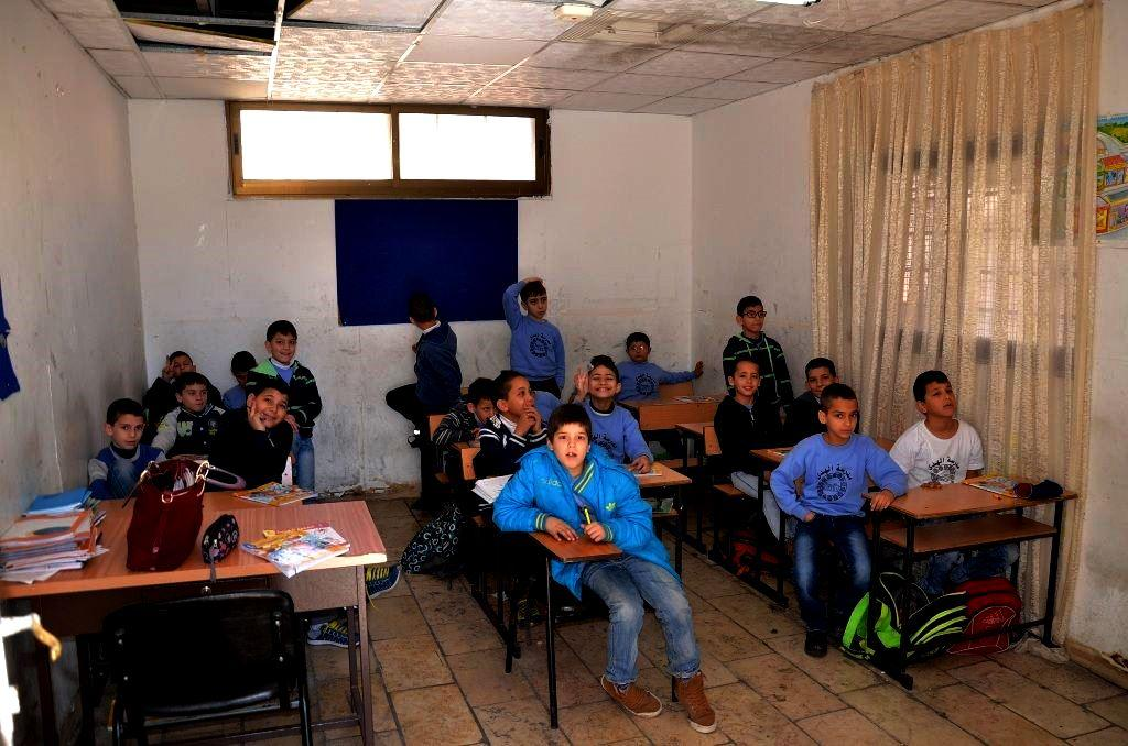 Schools Construction, Rehabilitation and Equipment in the Occupied Palestinian Territory - PHASE IV