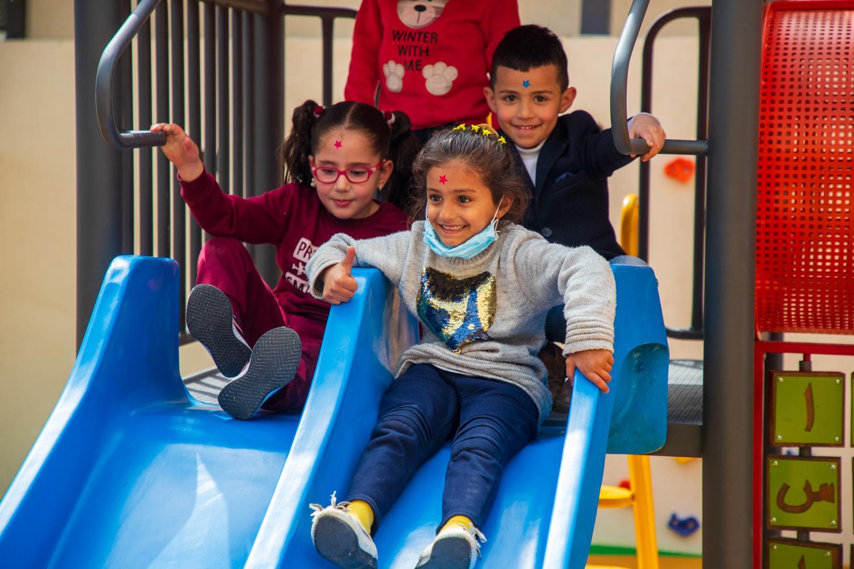 Resilience in Schools of East Jerusalem
