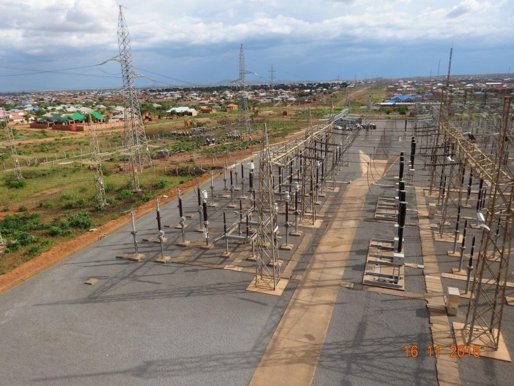 Renforcement du réseau électrique de la ville de Lubumbashi (PRELUB)