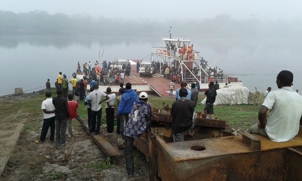 Programme de Désenclavement dans le District de la Tshopo - Province Orientale (PRODET)
