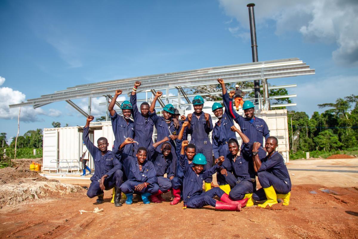 Appui à l'Enseignement Technique et à la Formation Professionnelle dans le district de la Tshopo (EDUT)