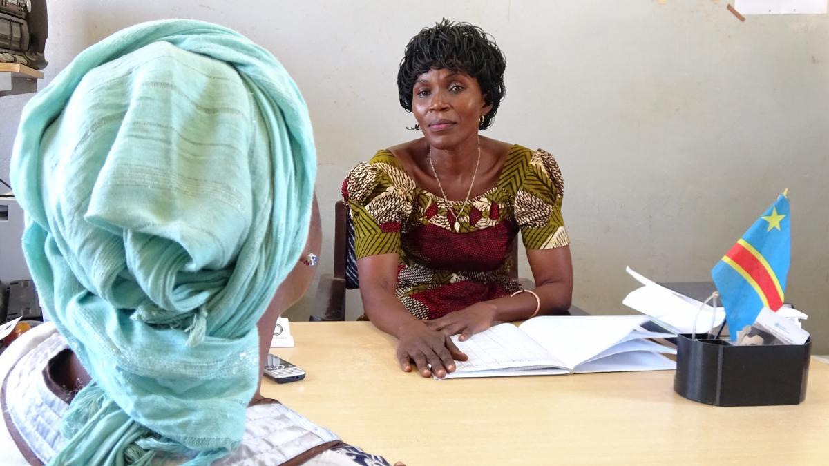 Programme Santé RDC :  Programme de lutte contre la violence sexuelle (PLVS)