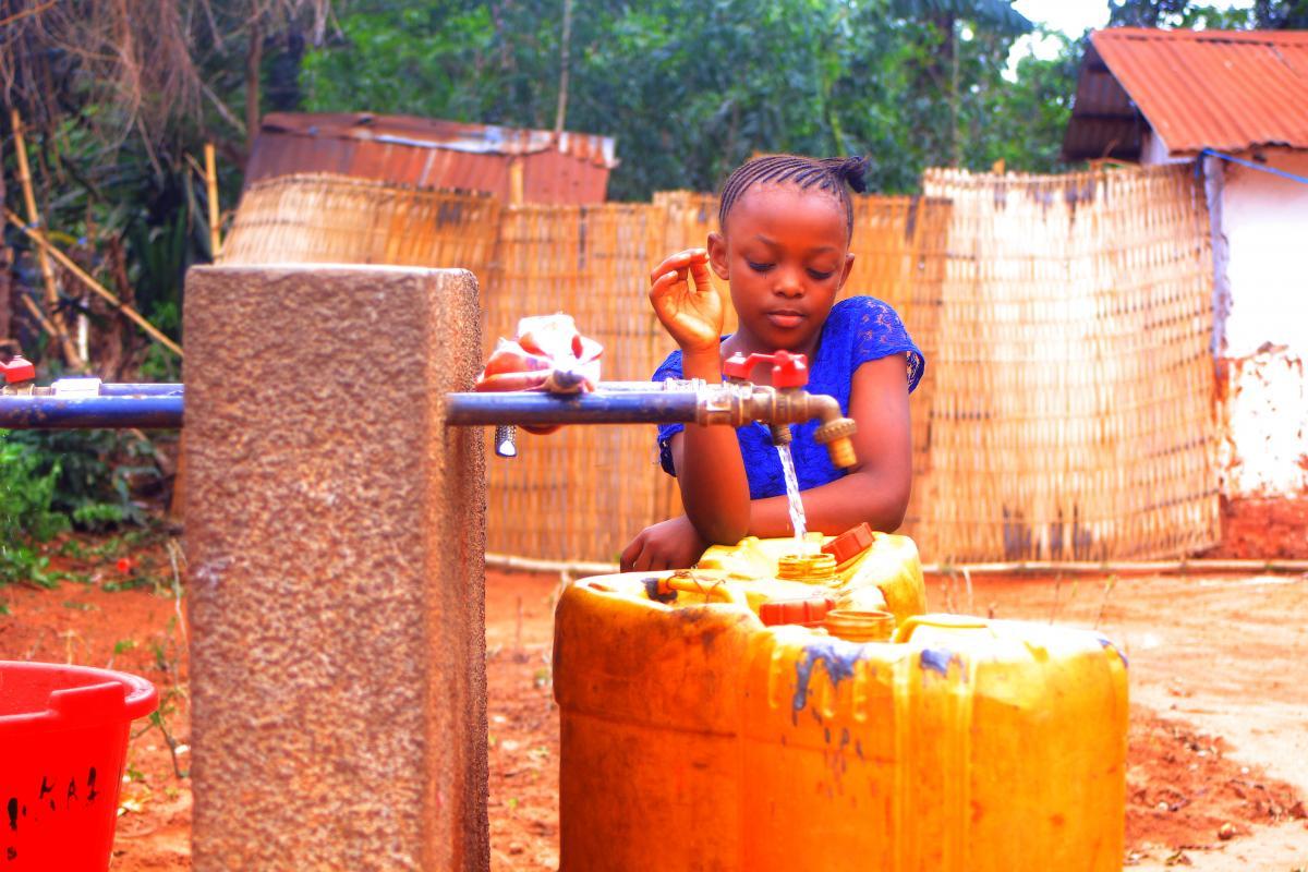 Projet d'extension et de consolidation des systèmes d'approvisionnement en eau potable et d'assainissement dans la ville de Mbuji Mayi, province du Ka
