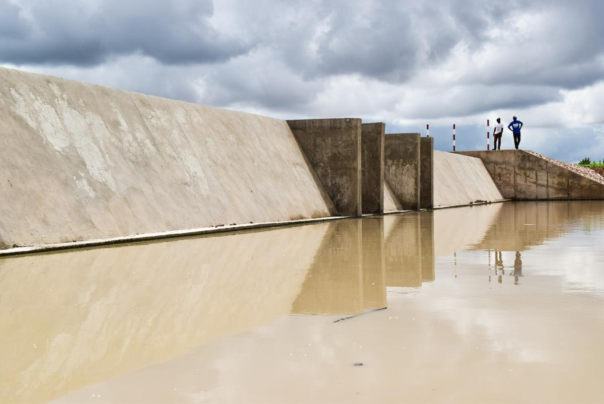 Projet d'appui à la réalisation de bassins de rétention et à la valorisation de forages dans les régions de Diourbel, Fatick, Kaolack, Kaffrine et T
