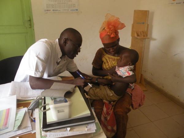 Appui à l'offre et à la demande de soins dans les 5 régions médicales de Diourbel, Fatick, Kaffrine, Kaolack et Thies