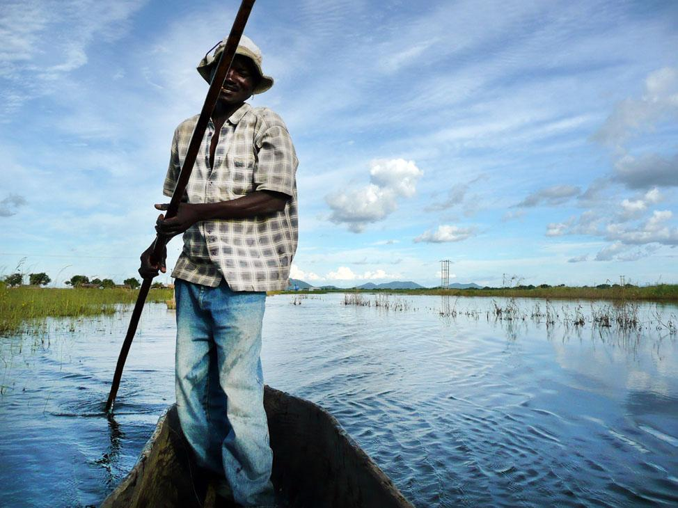 Kilombero and Lower Rufiji Wetlands Ecosystem Management Project