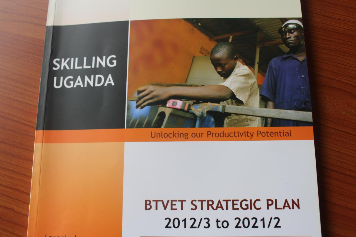 Creation of a Belgo-Ugandan Study and Consultancy fund