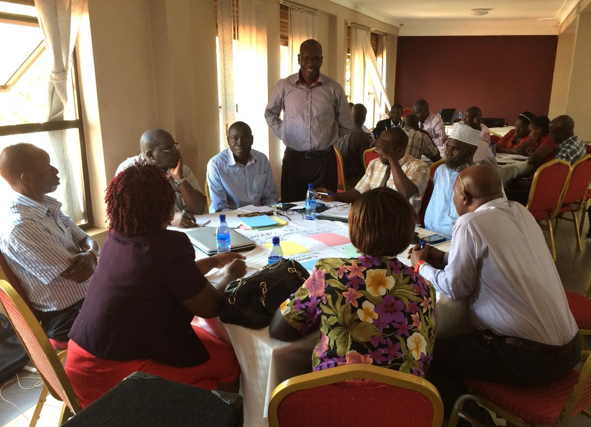 Improving the Training of BTVET Technical Teachers/ Instructors and Health Tutors, and Secondary Teachers in Uganda