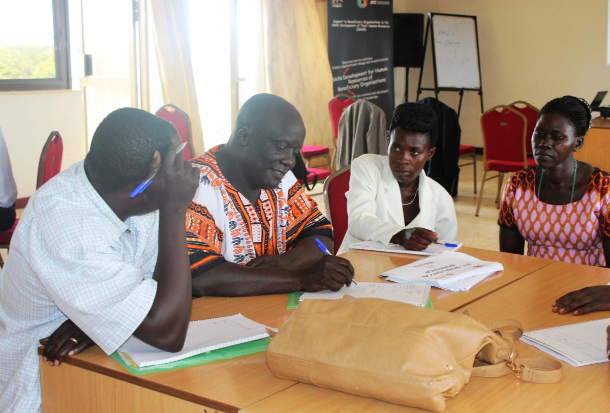 Support to Beneficiary institutes to the skills development of their human resources in Uganda