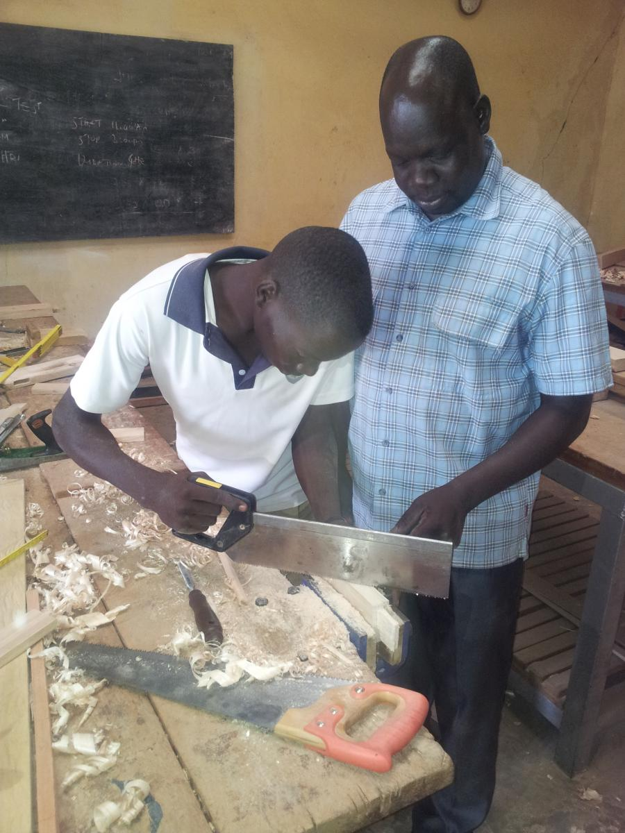 Karamoja Region Skills Development Project