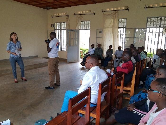 Burundi: Journées portes ouvertes dans les centres appuyés par le projet d'Appui Complémentaire à la Formation Professionnelle et Technique (ACFPT)