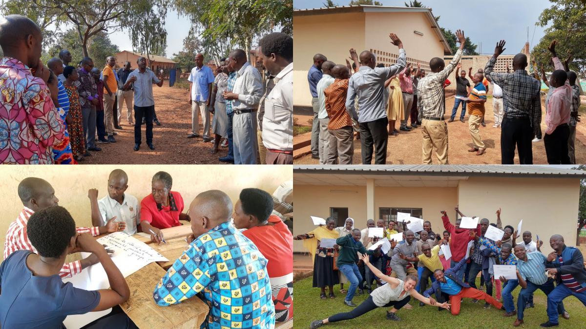 Vers l'amélioration des compétences pédagogiques pour renforcer la qualité de l'apprentissage dans les Centres d'Enseignement des Métiers au Burundi