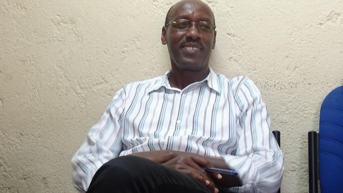 Interview : Gordien Ngendakumana : « Grâce au projet LATAWAMA, les lits de séchage de la station d'épuration des eaux usées de Buterere seront fonctio