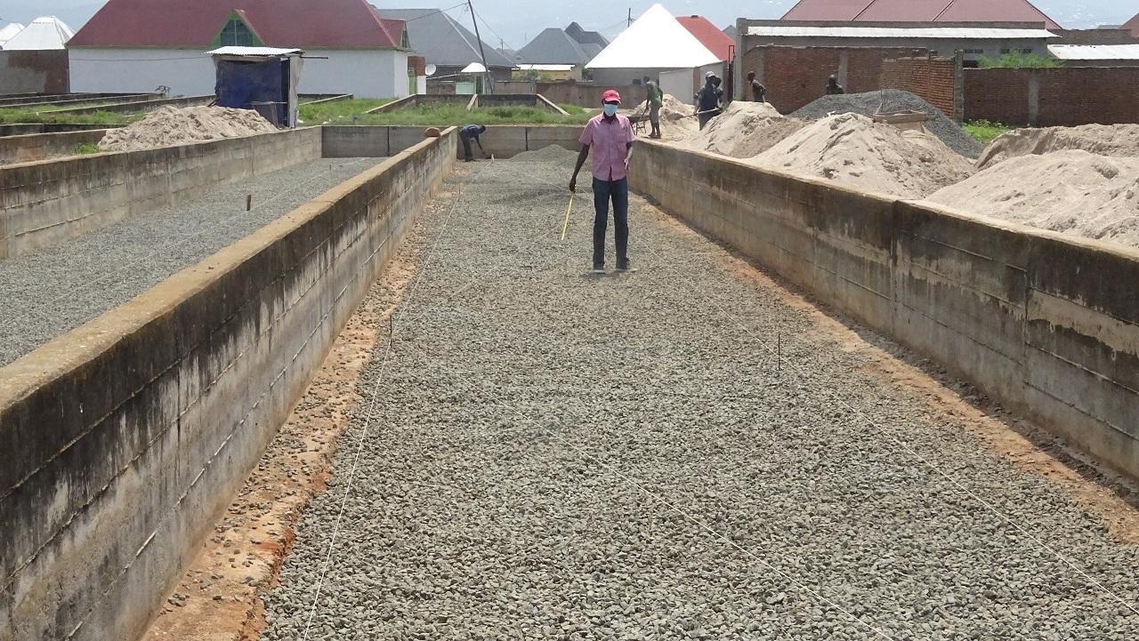 Bujumbura – premiers pas vers l'amélioration du fonctionnement de la station d'épuration de Buterere