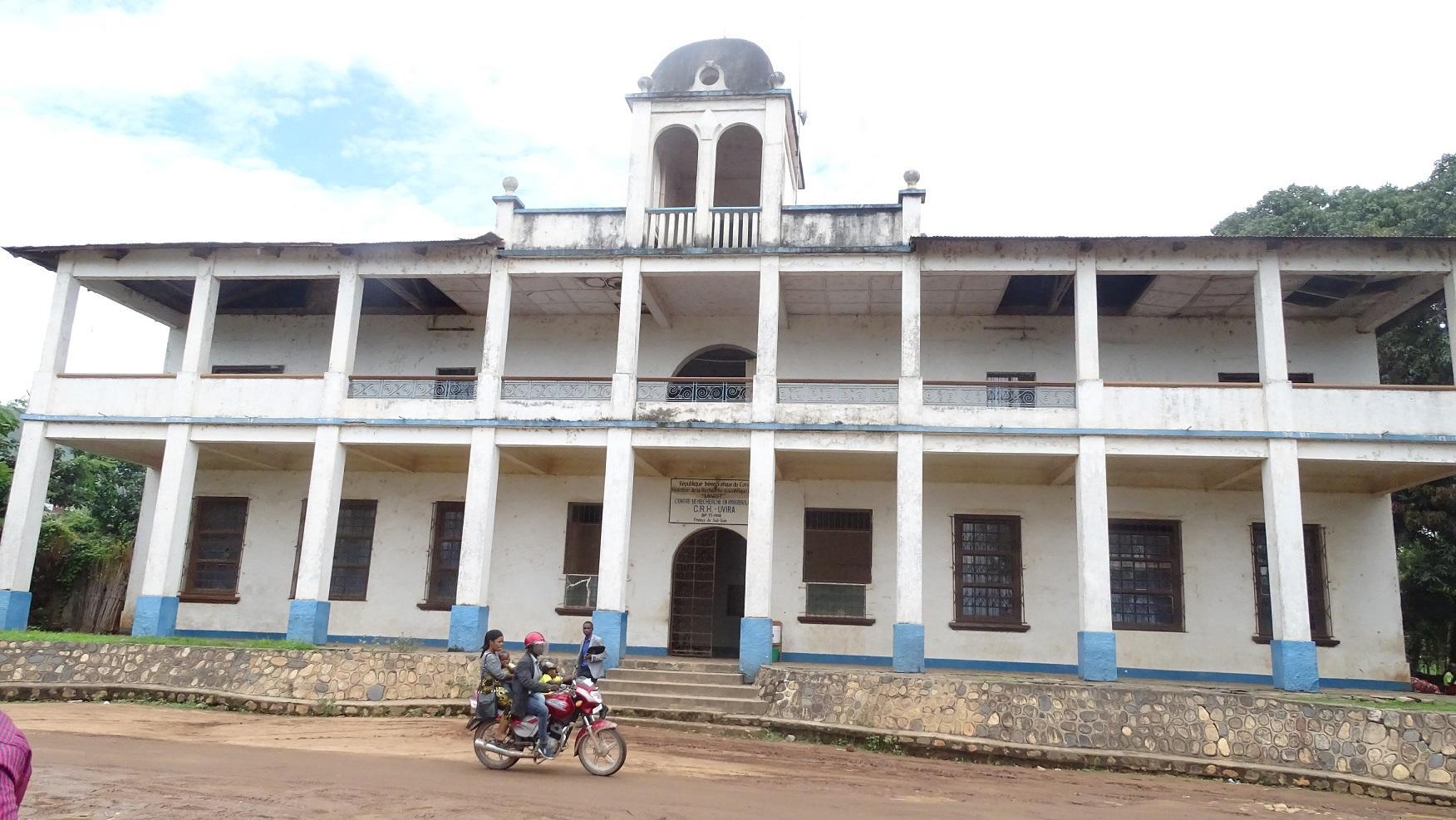 Uvira, RDC – Réhabilitation du Centre de Recheche en Hydrobiologie, les travaux débutent