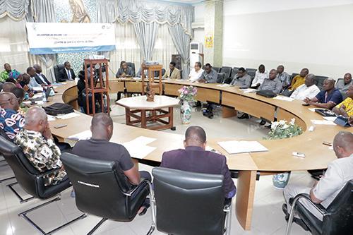 Enfin, un document actualisé de normes et standards pour la construction et l'équipement des centres de santé et hôpitaux de zone, disponible au Bénin