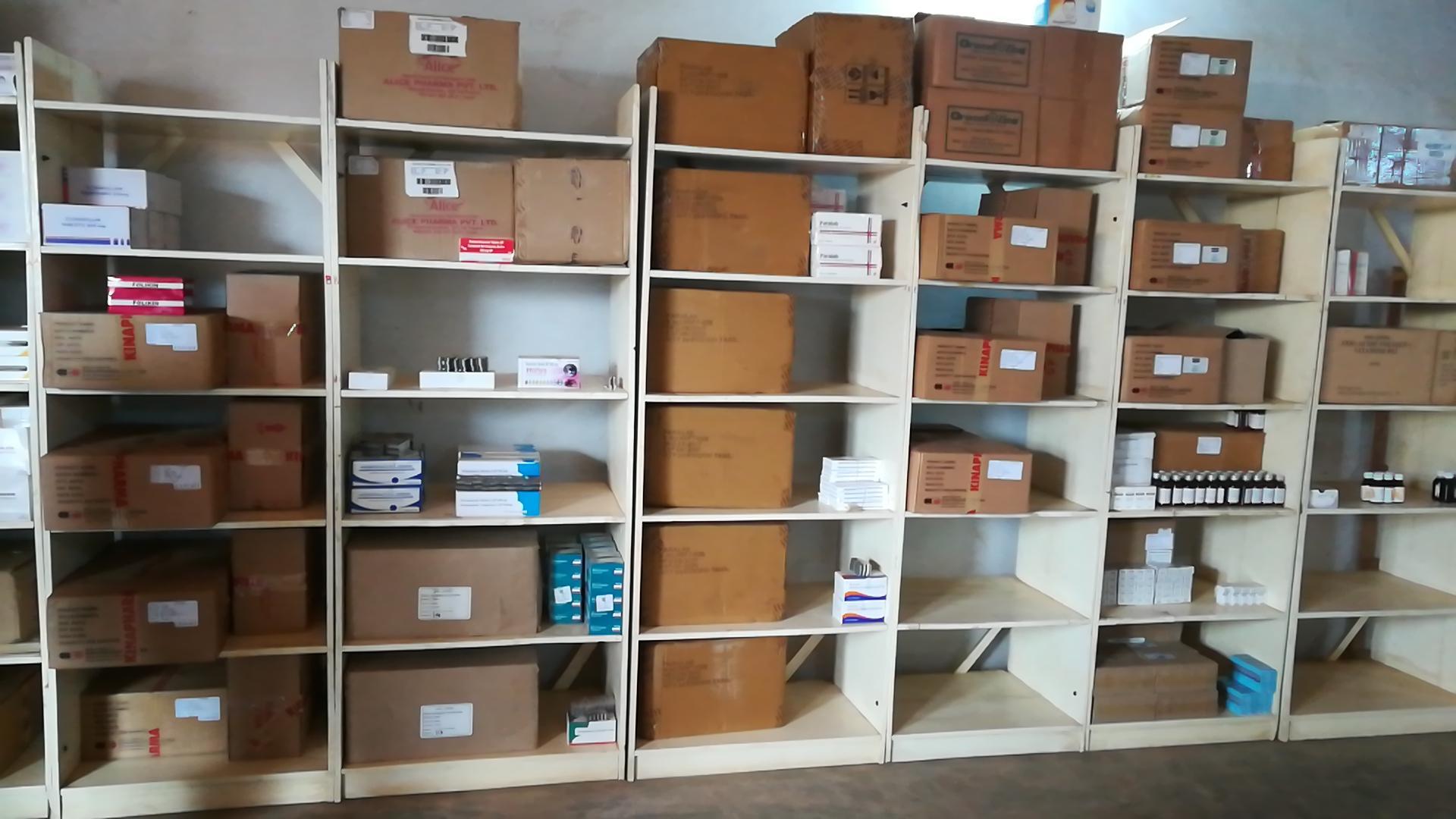 Pass-Sourou/Enabel met fin à la rupture récurrente en médicaments dans les centres de santé de la Commune de Dogbo
