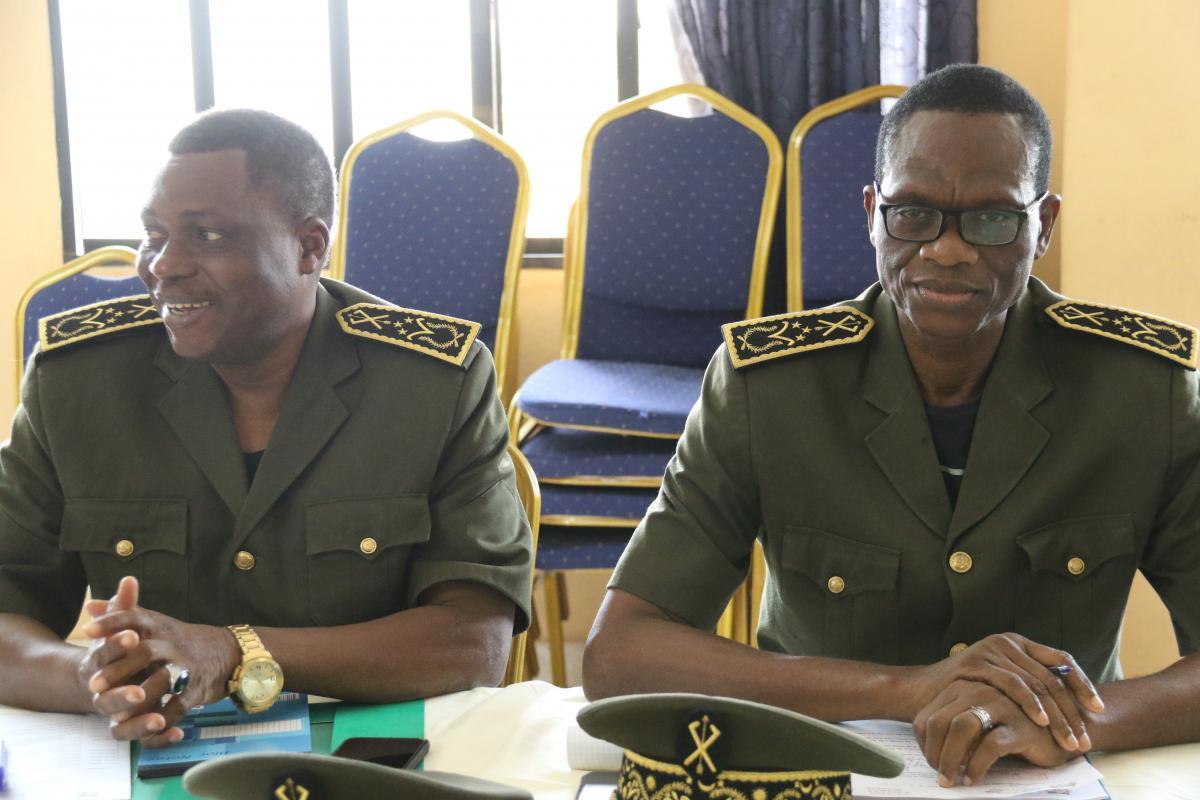 Les préfets, DDS et Maires satisfaits des résultats issus des interventions de Enabel au Bénin dans les domaines de la Santé, de l'Agriculture et du R