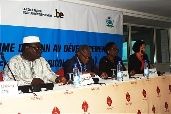 Lancement du volet opérationnel du Programme d'appui au développement des filières agricoles (PROFI) : les acteurs des filières bientôt promus dans le