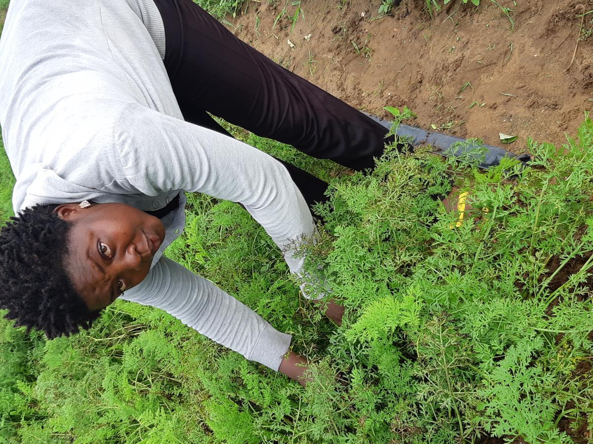 Donner le pouvoir aux Femmes Béninoises, Enabel engagée !  Abla Billy AGONGLO, une amazone à Grand-popo