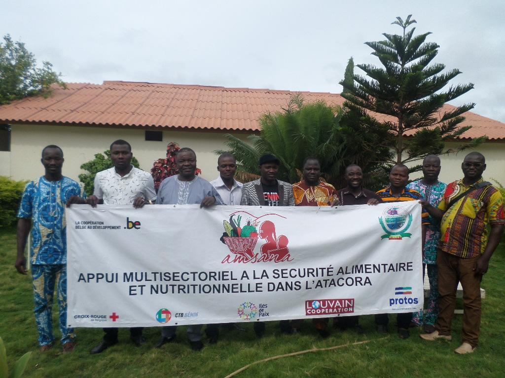Matéri, Tanguiéta, Cobly : trois communes, un même combat contre la malnutrition