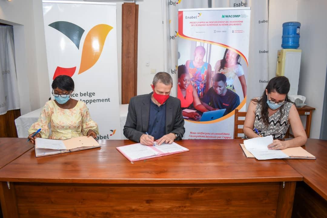 Enabel et Afric'Innov travaillent main dans la main pour améliorer la gestion et la durabilité des structures d'accompagnement à l'entrepreneuriat inn