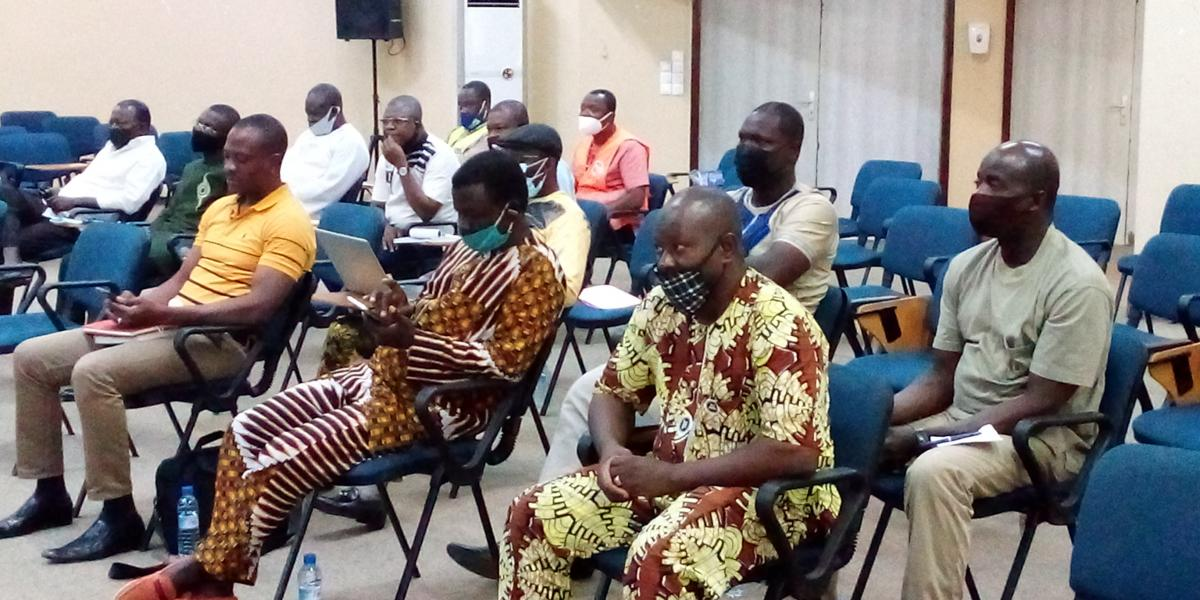 Enabel appuie l'amélioration du cadre réglementaire et institutionnel en lien avec le secteur portuaire au Bénin