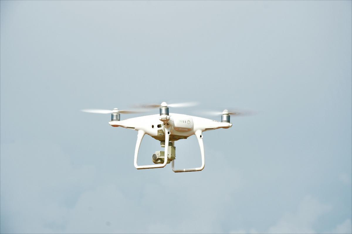 Solution de E-conseil agricole basée sur l'usage des drones :  Enabel au Bénin contribue à la digitalisation de la filière ananas