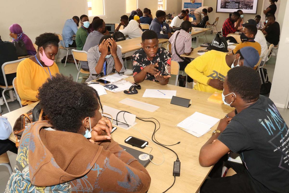 HealthTech Challenge Week 2021, des innovations numériques pour améliorer les services sanitaires au Bénin !