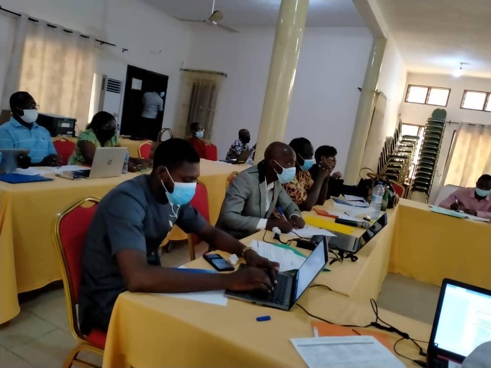 Une plateforme de formations à distance (e-learning) bientôt disponible pour les professionnels de santé au Bénin avec l'accompagnement d'Enabel